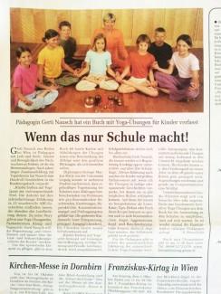 Raiffeisenzeitung vom 30.9.2010