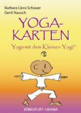 Buchcover Yogakarten